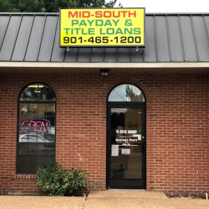Mid-South Payday and Title Loans